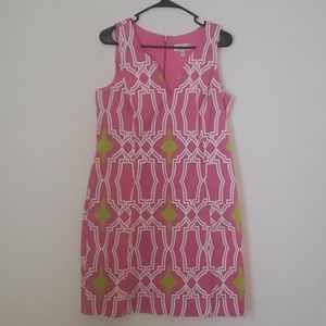 Signature by Robbie bee Pink Dress